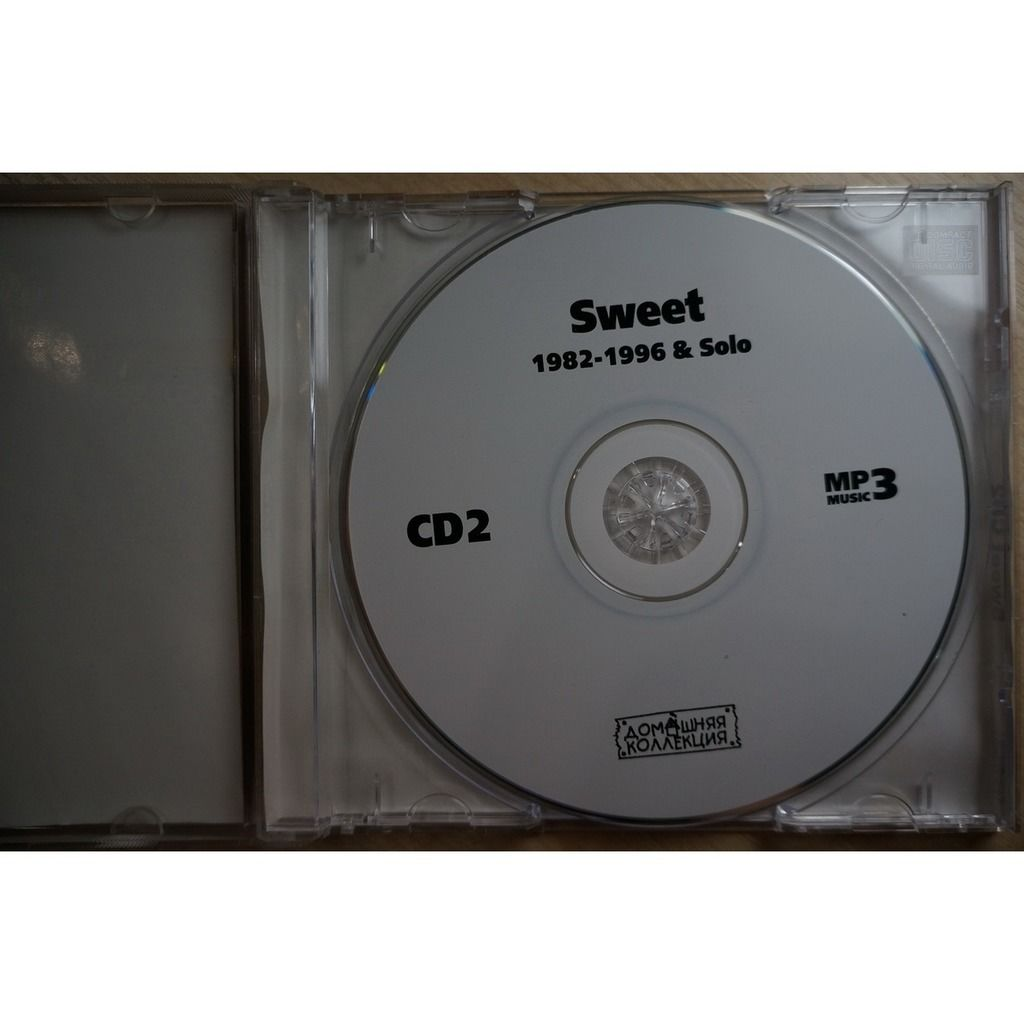 Sweet MP3 Collection CD 2