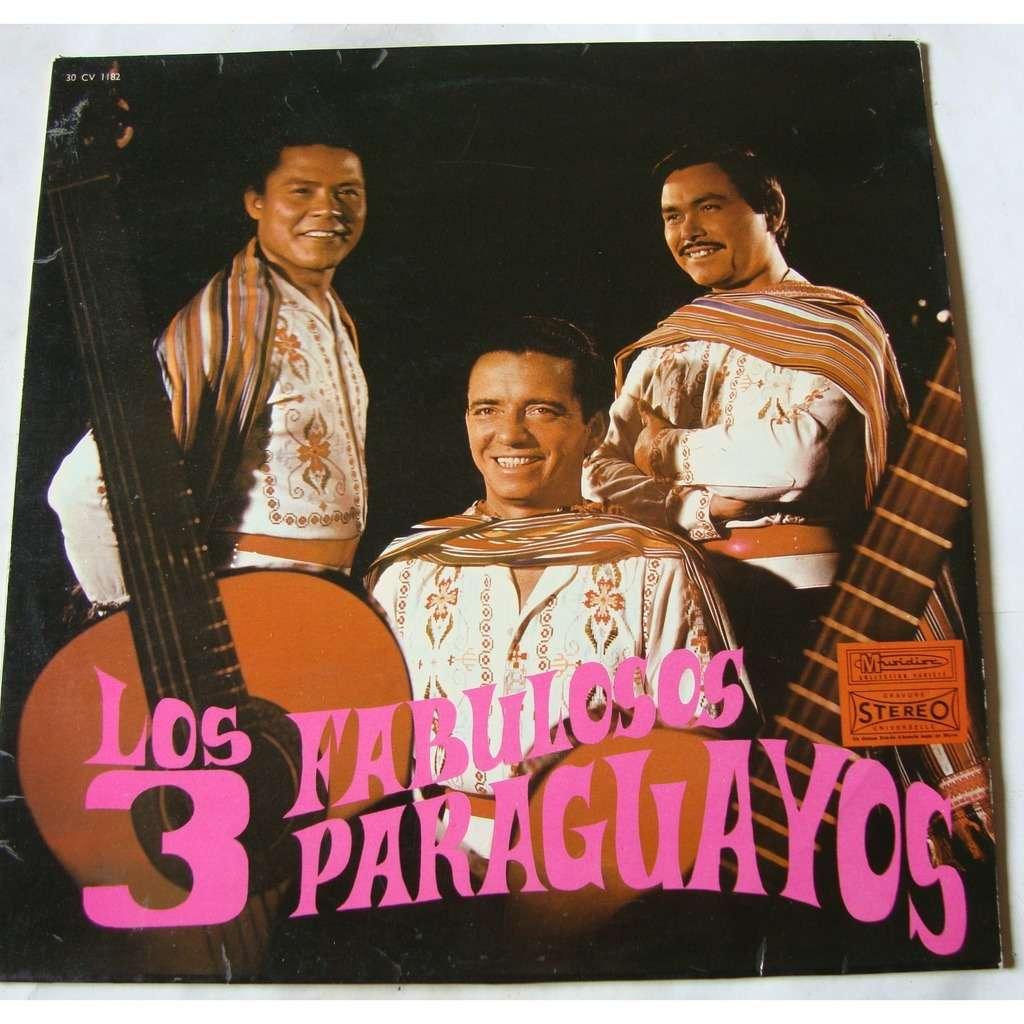 los fabulosos 3 paraguayos Volume 5
