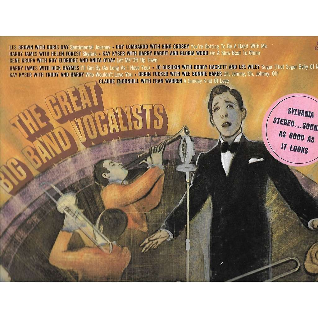 Various The Great Big Band Vocalists