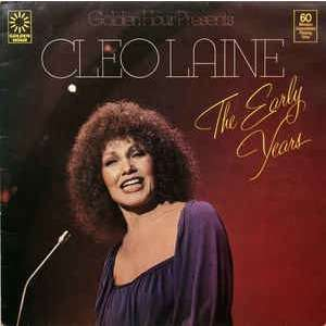 cleo laine The early years