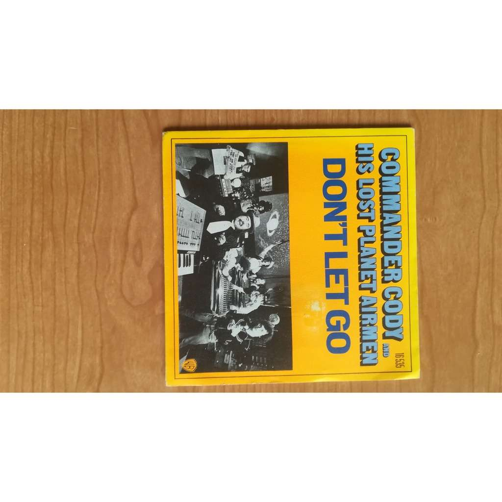 COMMANDER CODY and HISLOST PLANET AIRMEN Don't Let Go