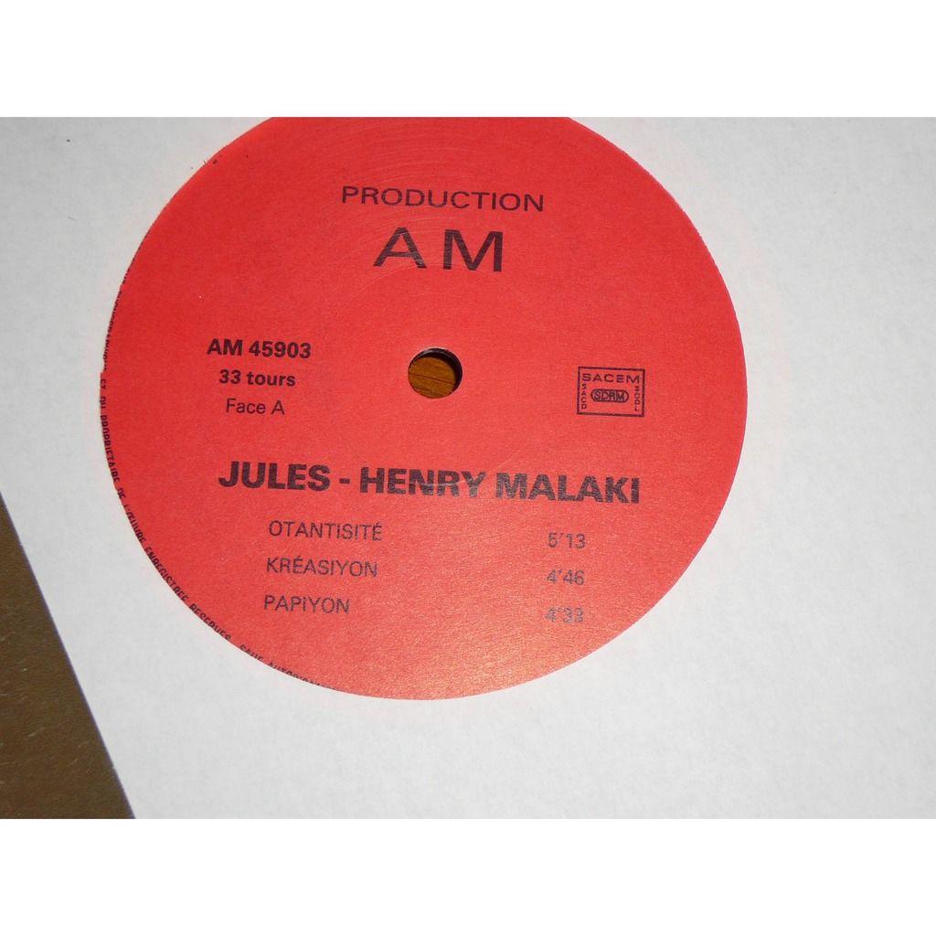 Jules-Henry Malaki Jules-Henry Malaki