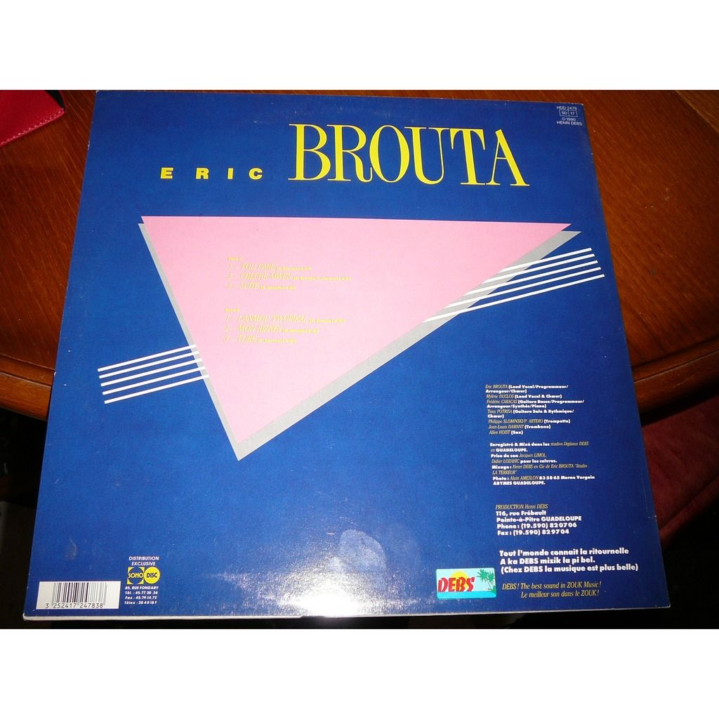 Eric Brouta eric brouta