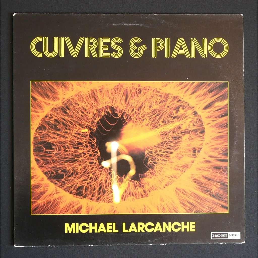 Michaël Larcanche Cuivres & Piano