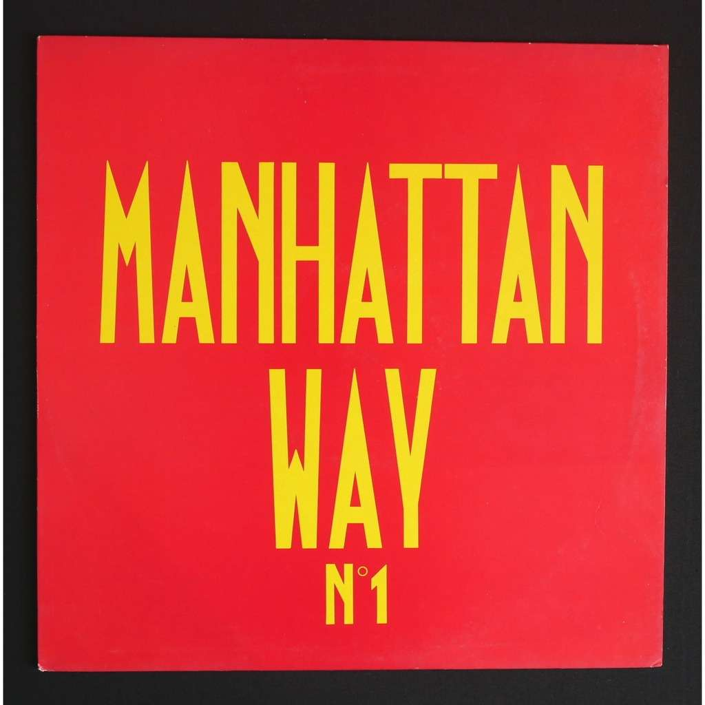 J.L. De Tiviera / P. Ardan / C. Boinot Manhattan Way N°1