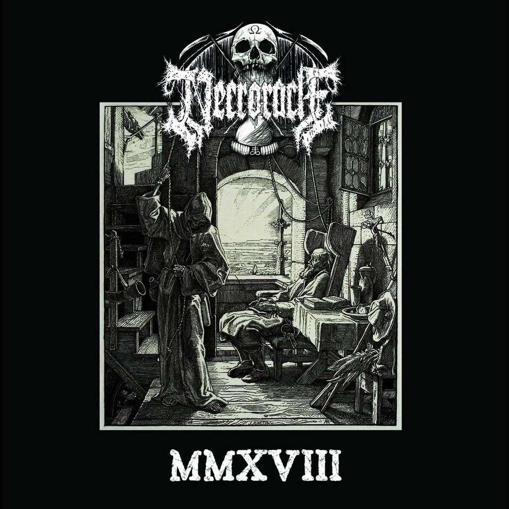 NECRORACLE MMXVIII. Black Vinyl