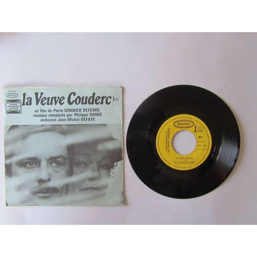 Jean-Michel Defaye / Philippe Sarde B.O.F. La Veuve Couderc