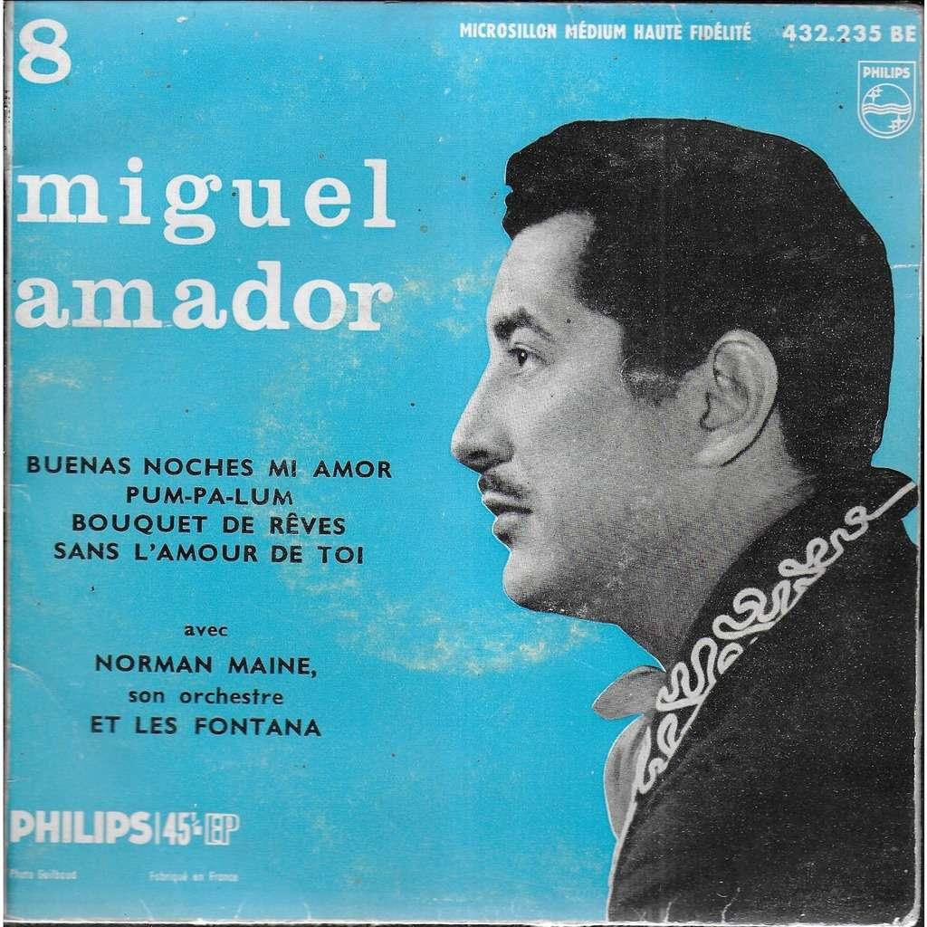 Miguel AMADOR 8: Buenas noches mi amor