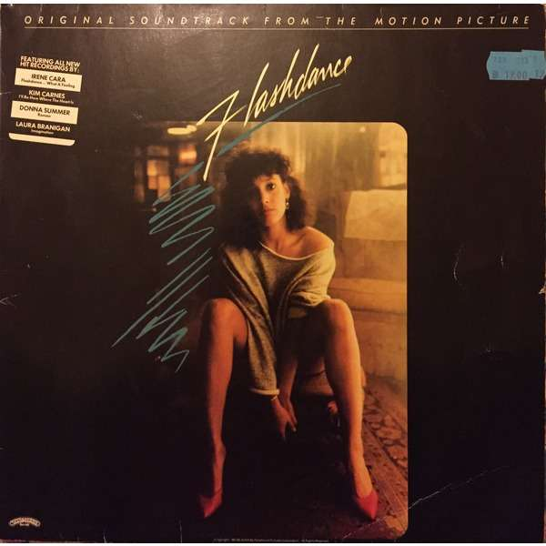 Flashdance Flashdance (Original Soundtrack From The Motion Picture)
