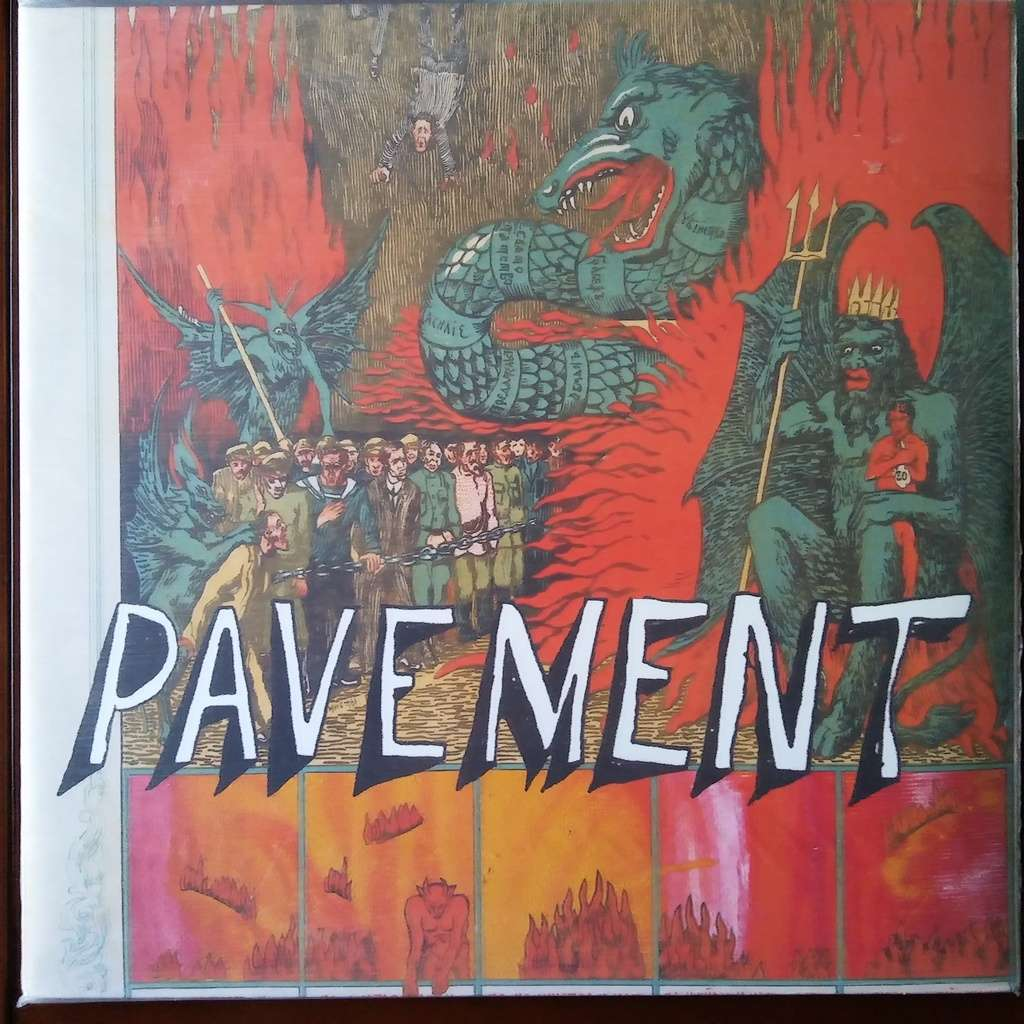Pavement Quarantine The Past