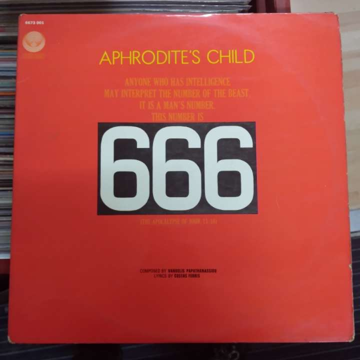 APHRODITE'S CHILD 666