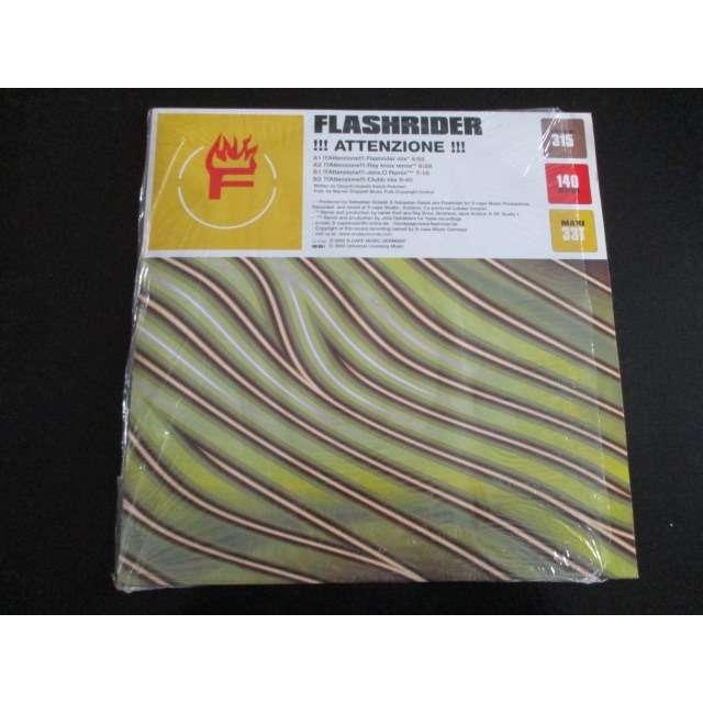 Flashrider !!! Attenzione !!!