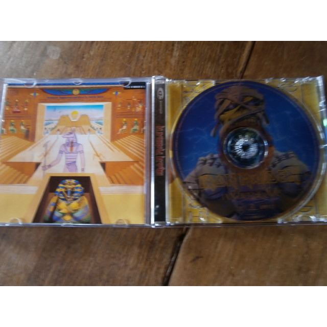 iron maiden Powerslave