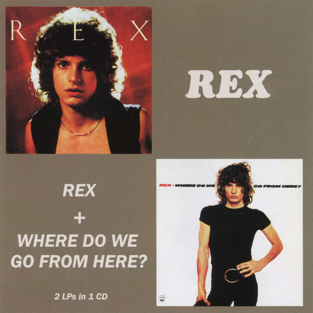 Rex Rex + Where Do We Go From Here?