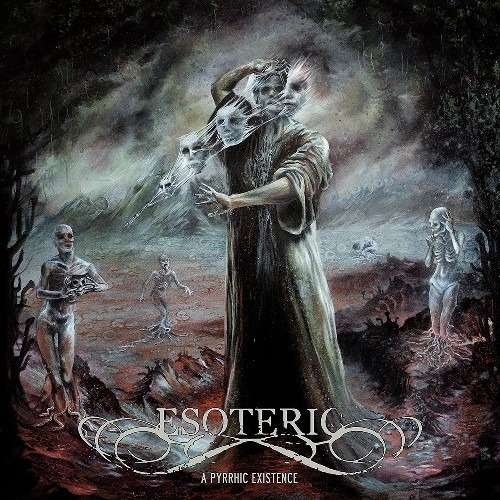 ESOTERIC A Pyrrhic Existence. Digibook Double CD