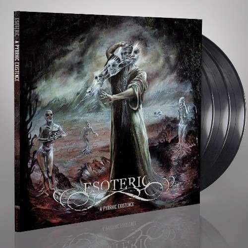 ESOTERIC A Pyrrhic Existence. Black Vinyl