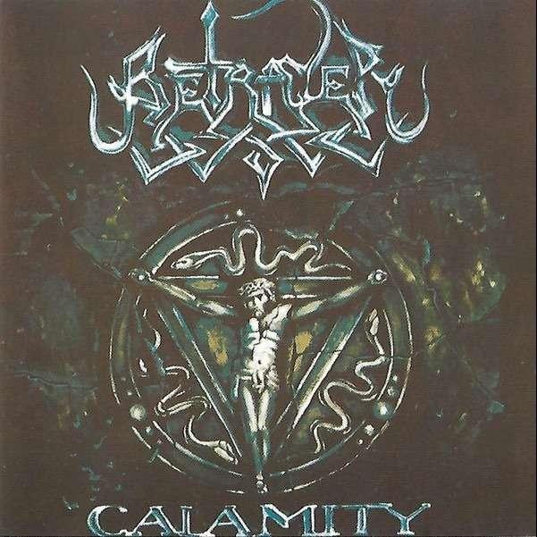 BETRAYER Calamity. Black Vinyl
