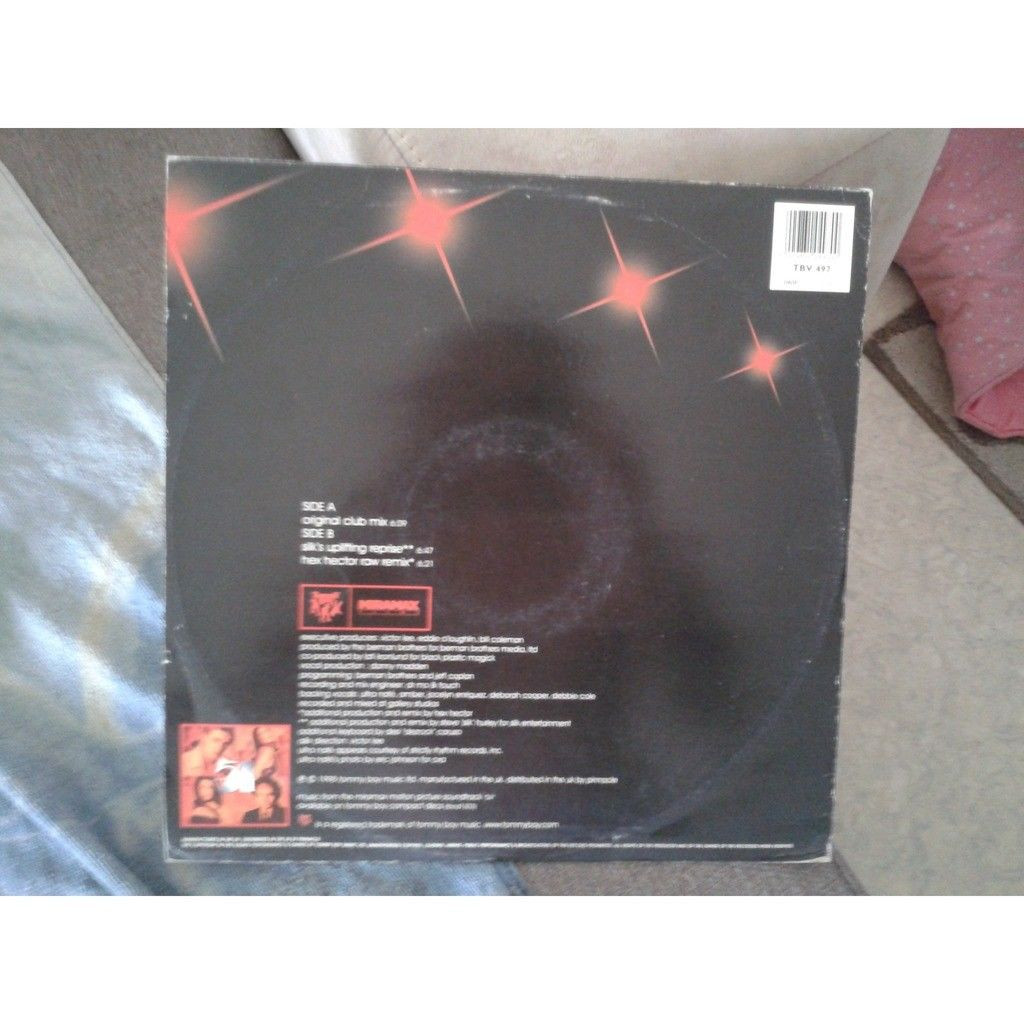 STARS ON 54 FEAT ULTRA NATE & AMBER IF YOU COULD READ MY MIND - MAXI 12 INCH 3 TRACKS