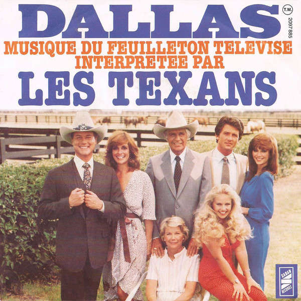 Les Texans Dallas / Deborah's Theme