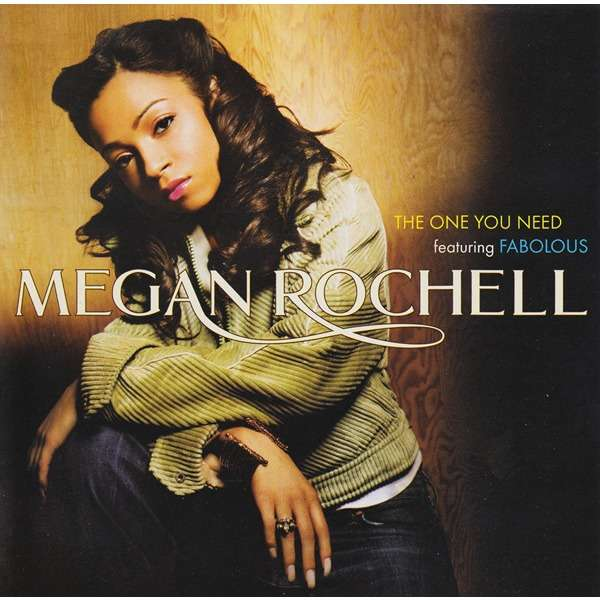 Megan ROCHELL (feat. FABOLOUS) the one you need - 8mix