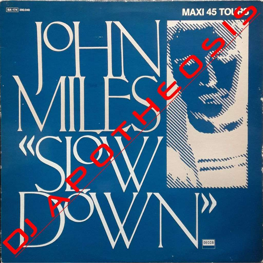 JOHN MILES Music