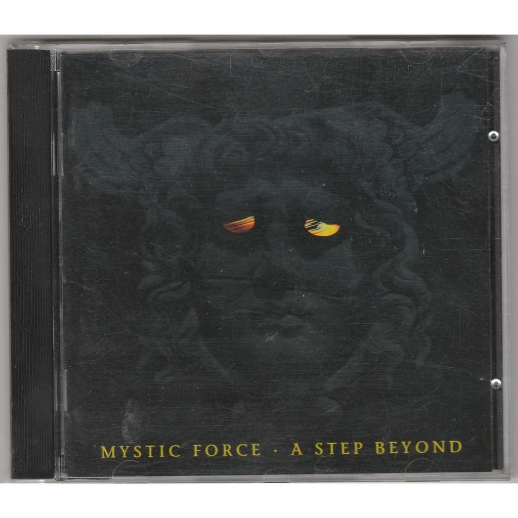 MYSTIC FORCE a step beyond