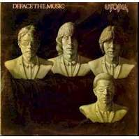 Utopia Deface the Music