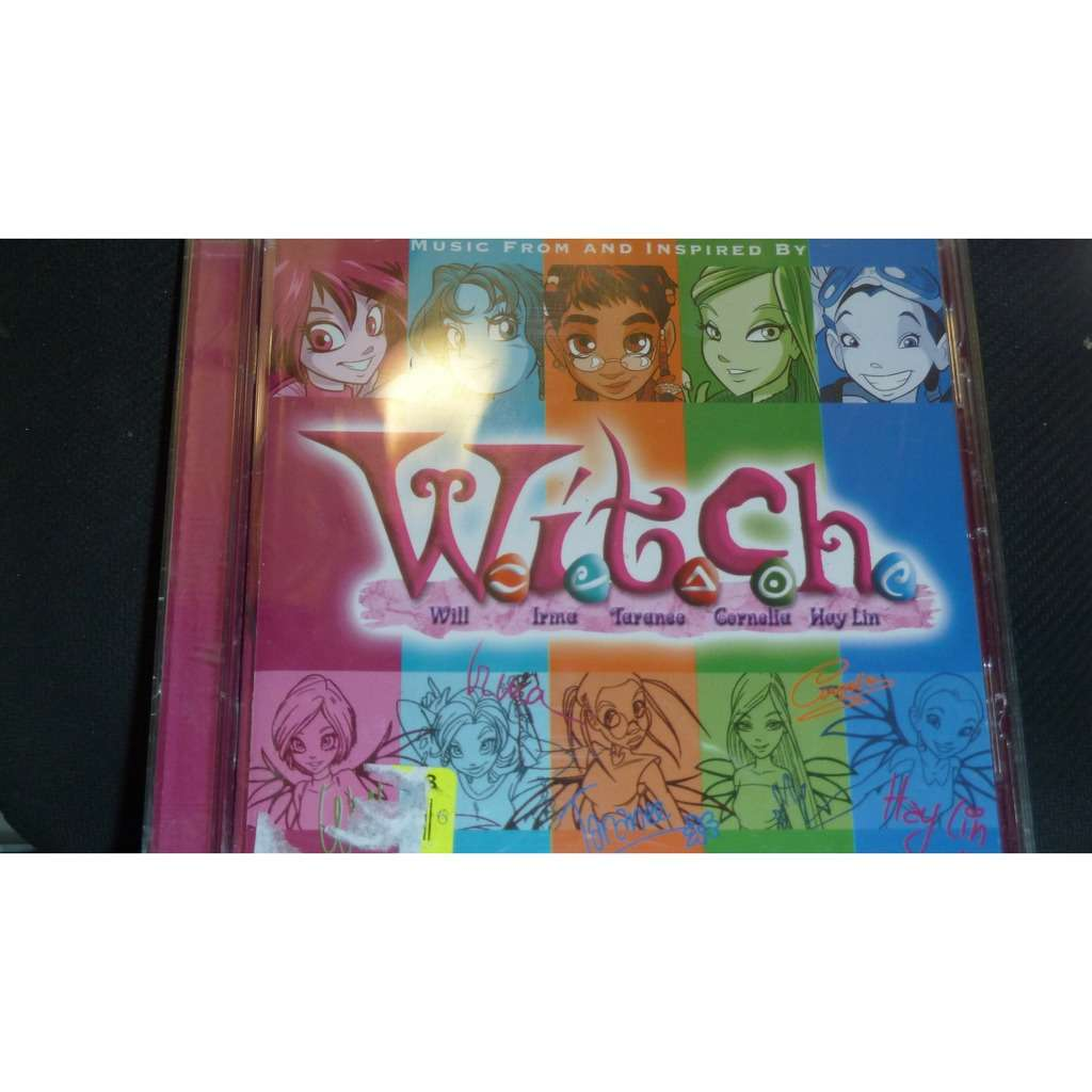 varios WITCH MUSIC FROM AND INSPIRED BY WITCH