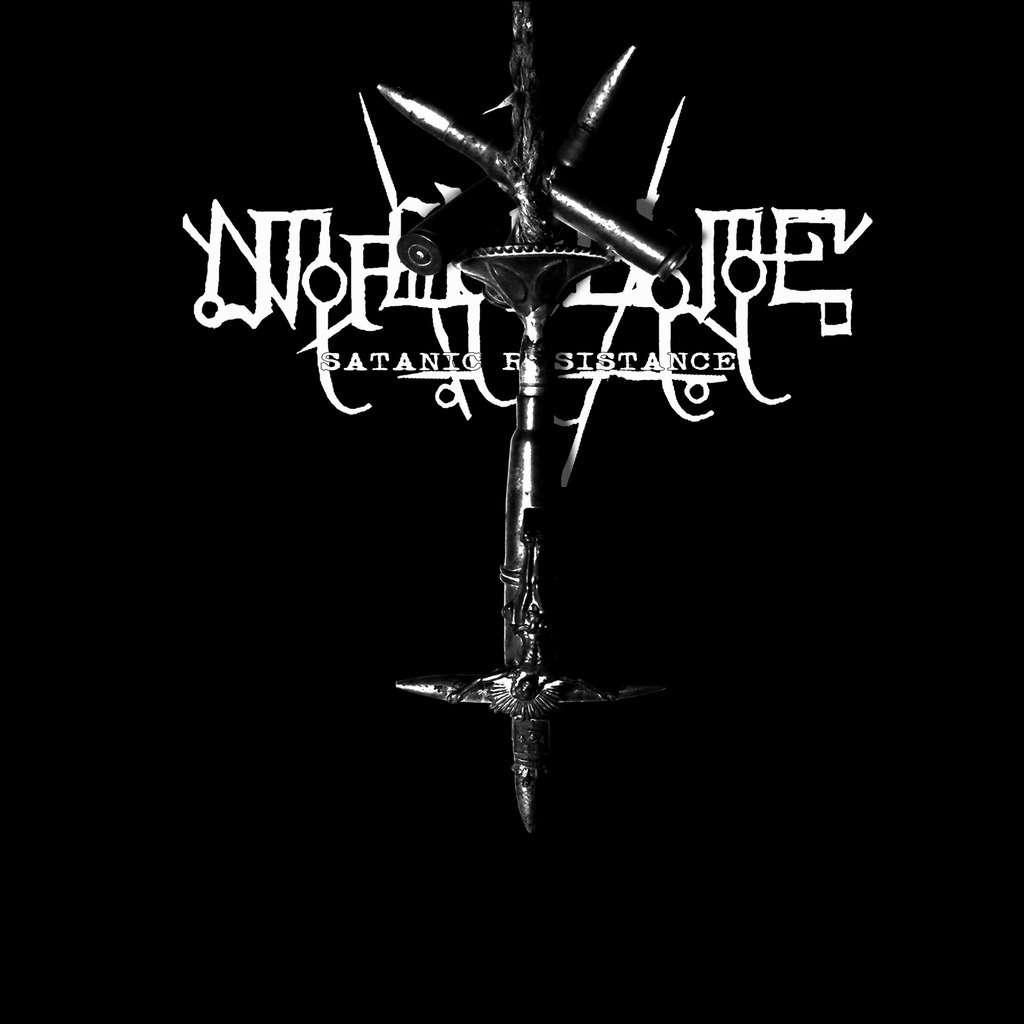 MALHKEBRE Satanic Resistance. Splatter Vinyl
