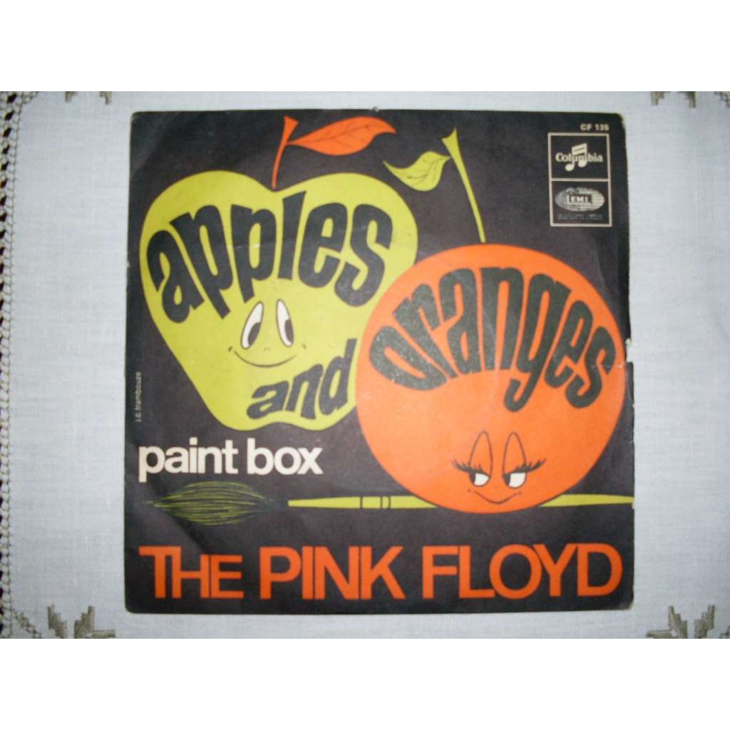 The Pink Floyd Apples and Oranges