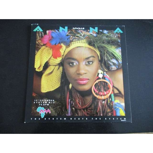 Anna MWALE the system beats the system - 2mix / watch out