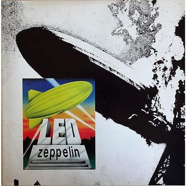 Led Zeppelin WEA Collection (Brazil only 1990 Ltd 5x LP Box set unique package & booklet!!)
