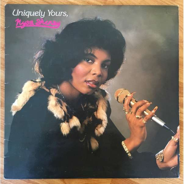 Nysa Shenay - Uniquely Yours (12) 1986 Nysa Shenay - Uniquely Yours (12) 1986