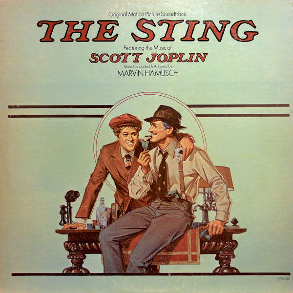 Original Motion Picture Soundtrack The Sting , Featuring the Music of Scott Joplin