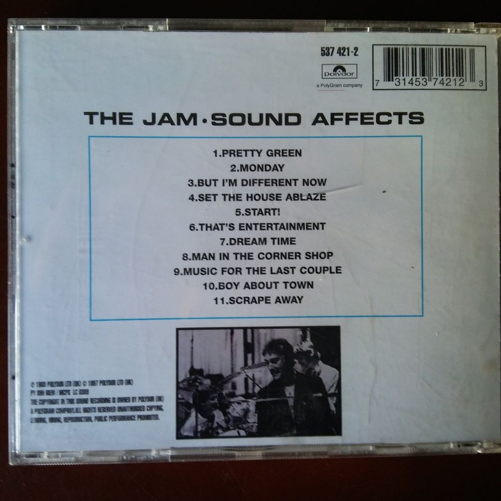 The Jam Sound Affects