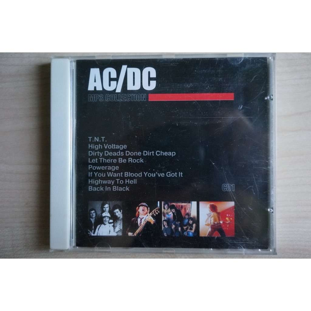 AC/DC MP3 Collection CD1