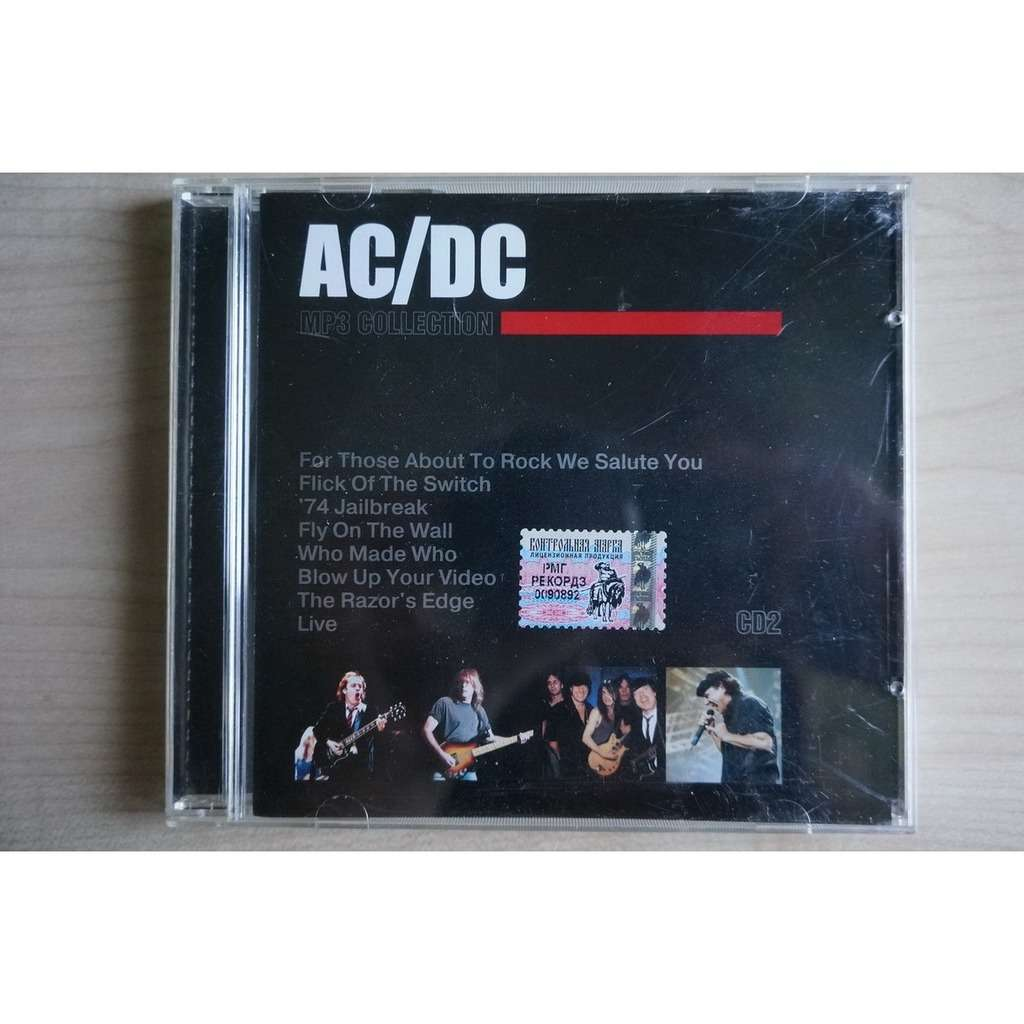 AC/DC MP3 Collection CD2