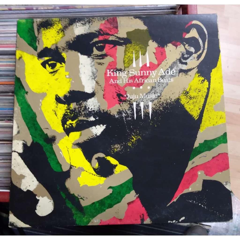KING SUNNY ADE AND HIS AFRICAN BEATS JUJU MUSIC