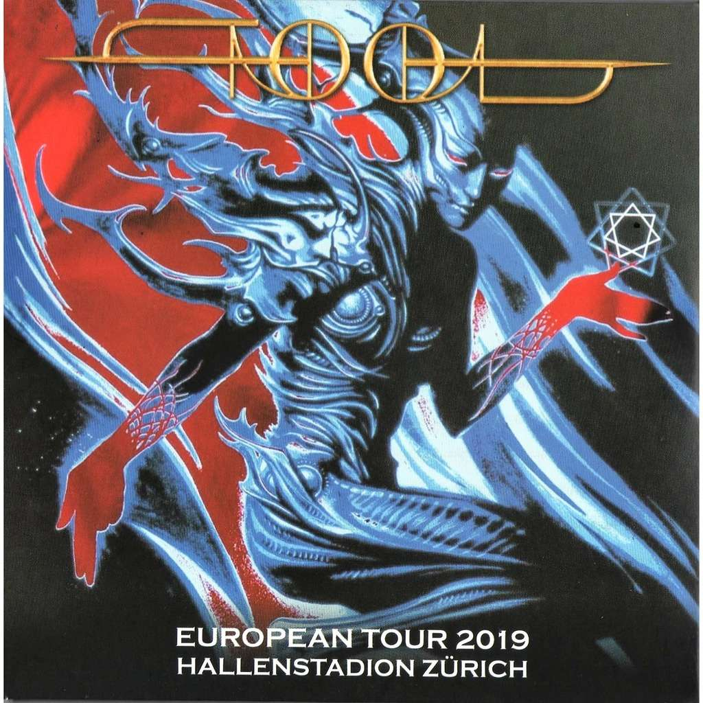 TOOL European Tour 2019 - Hallenstadion Zurichr (Zurich Switzerland 25.06.2019 etc.)