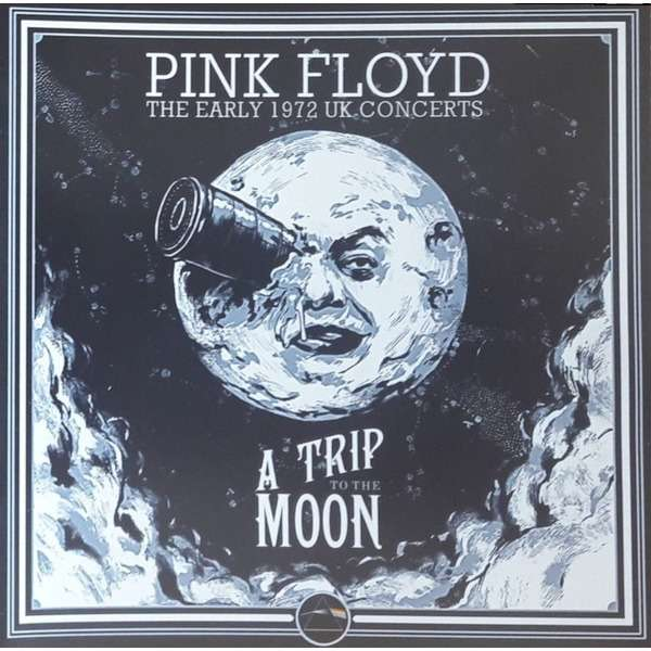 Pink Floyd A Trip To The Moon: The Early 1972 UK Concerts (Euro 2019 Ltd 400 no'd copies live 11CD Box+booklet!