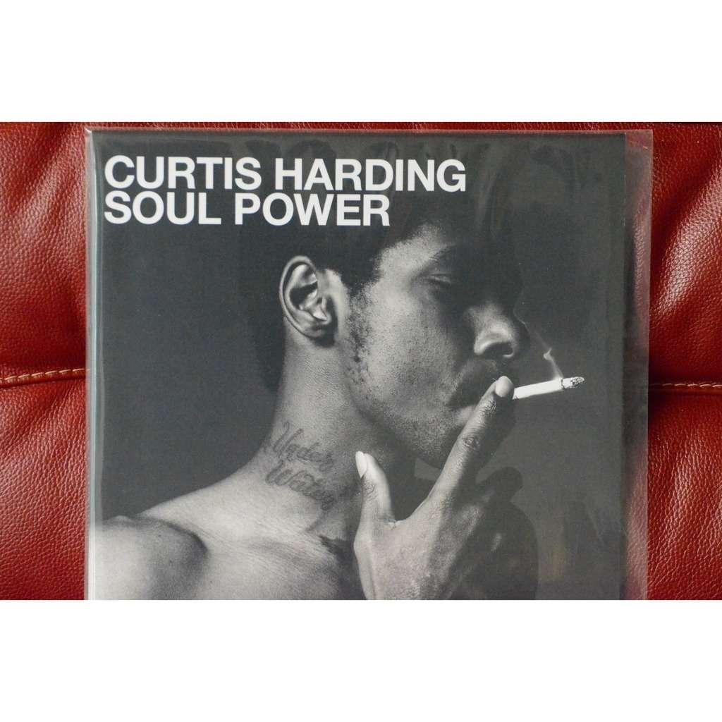HARDING CURTIS SOUL POWER