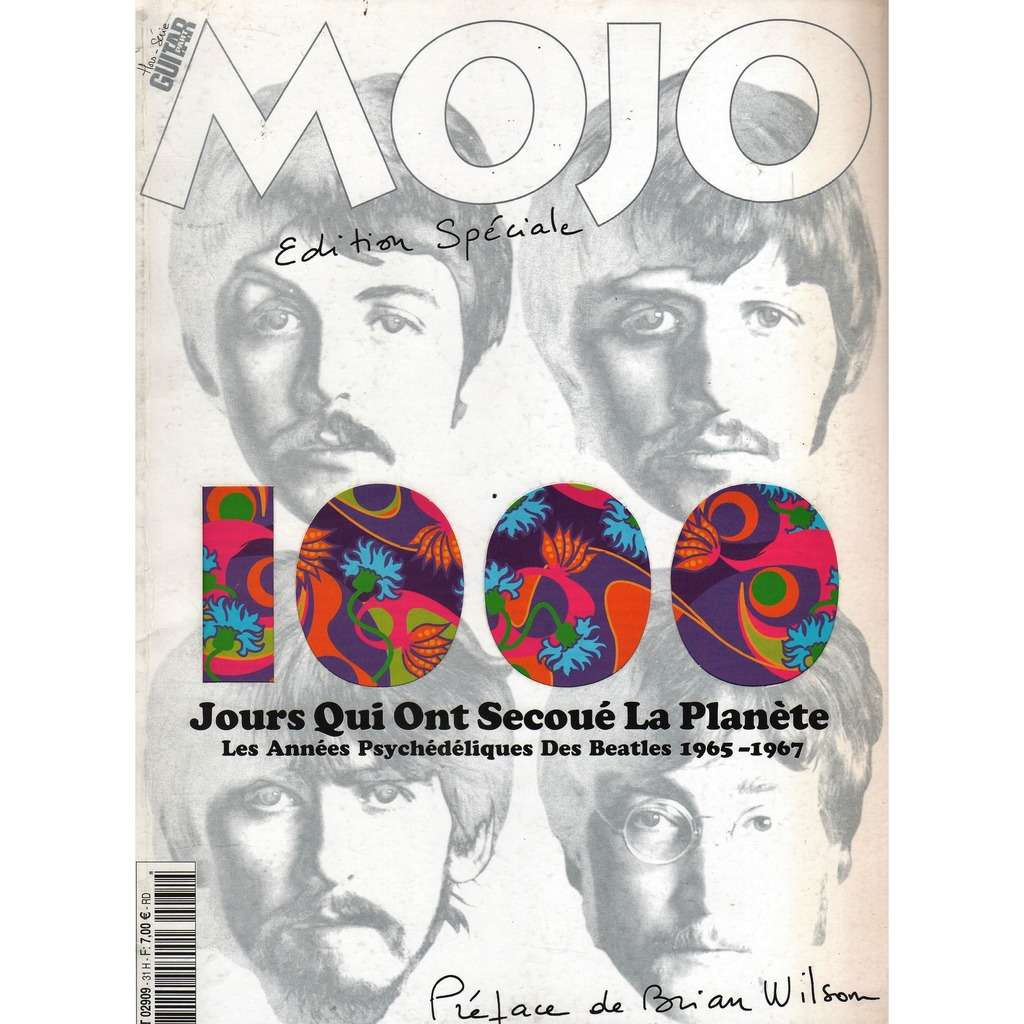 Beatles Mojo (2° Trimestre 2003) (french 2003 ltd 146 pag deluxe magazine all dedicated to the fab four)