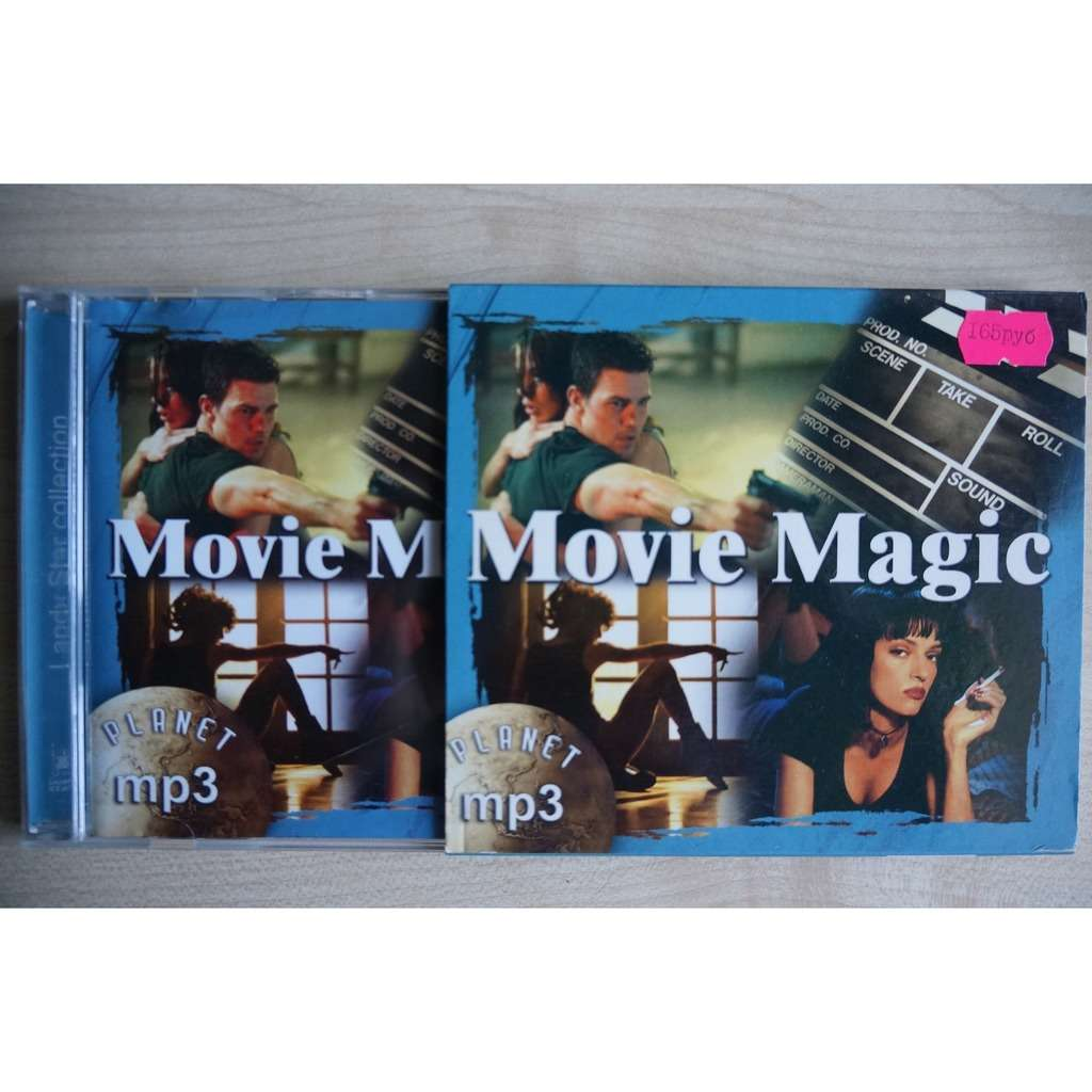 Movie Magic (compilation) Planet MP3 Collection