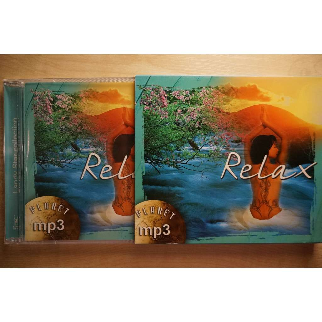 Relax (compilation) Planet MP3 Collection