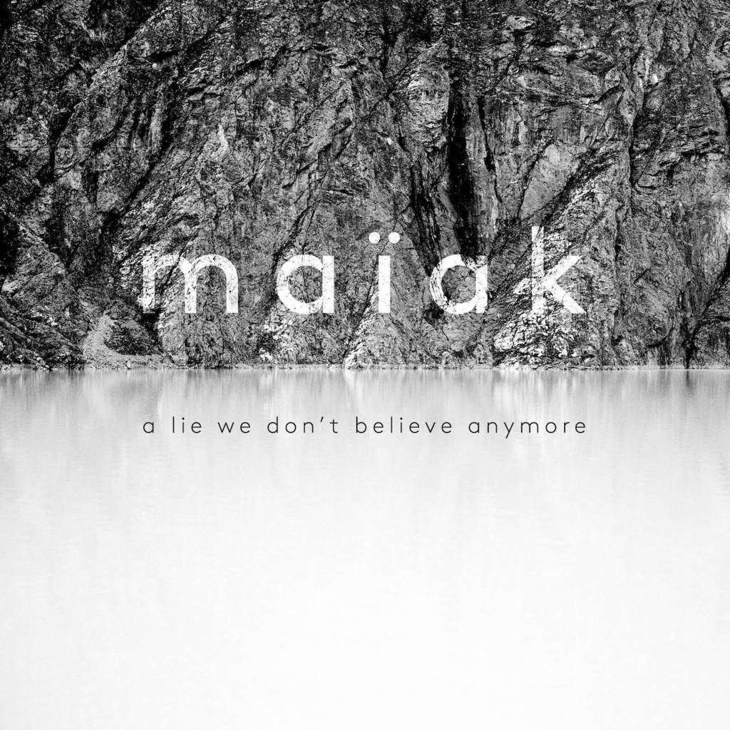 Fluttery Records : Maïak A Lie We Don't Believe Anymore - CD