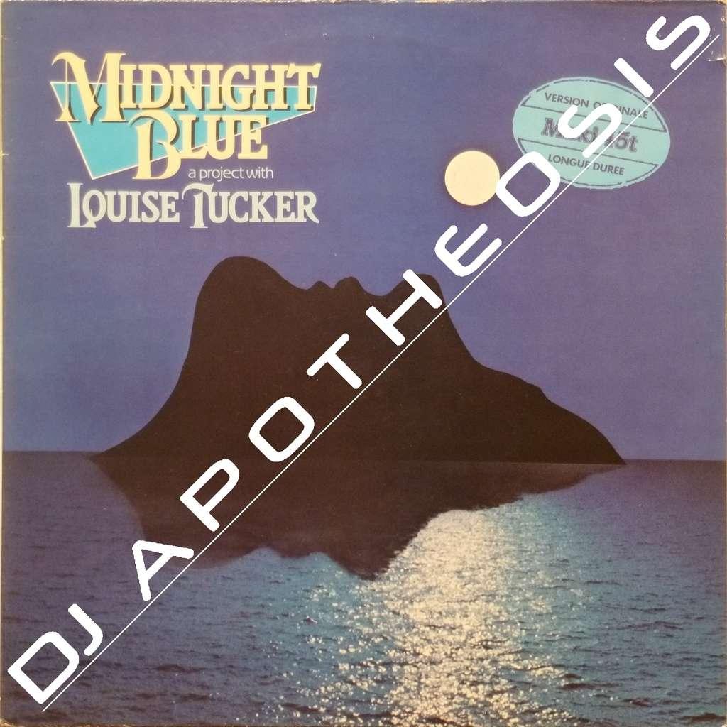 LOUISE TUCKER Midnight blue