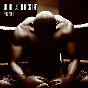 broc recordz : broc versus black 10 round 2 - CD