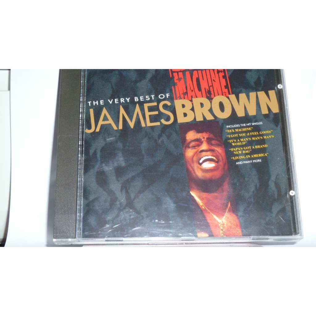 James Brown Sex Machine: The Very Best Of James Brown