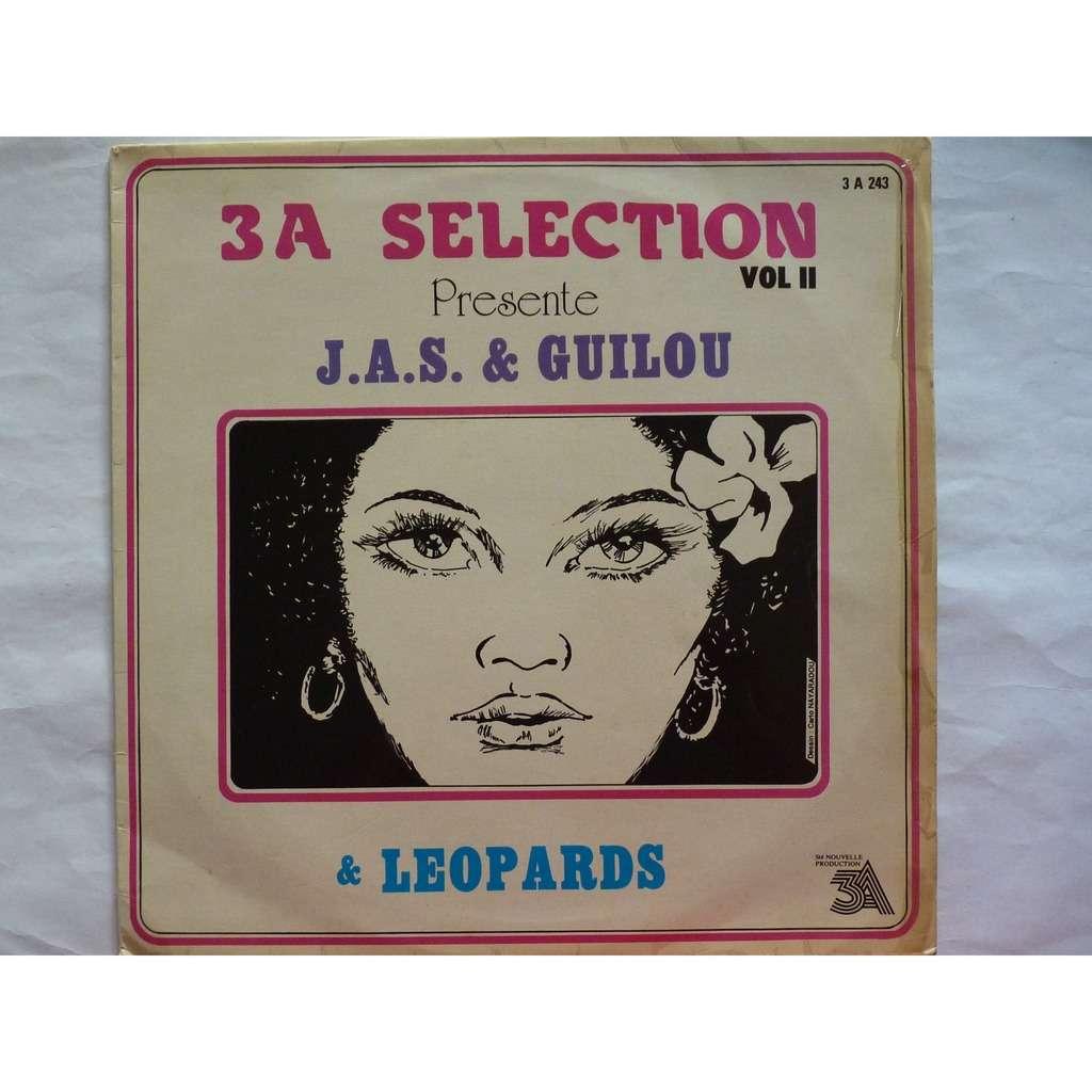 j.a.s. & guilou & leopardds 3a selection vol.2