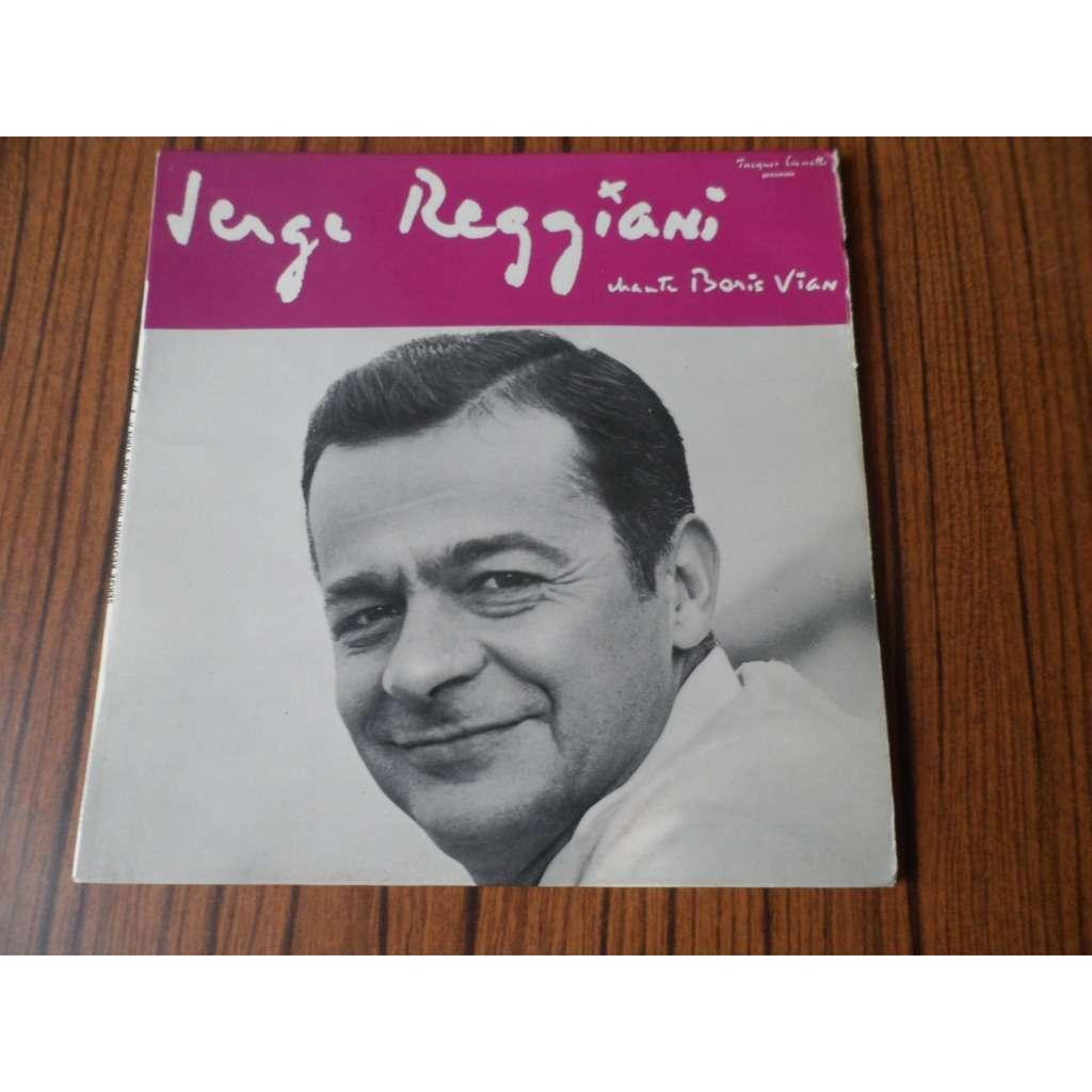 Reggiani Serge/Vian Boris Chante Boris Vian